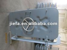 marine weatertight steel door