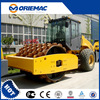 XCMG road roller hydraulic single drum vibratory road roller XS162J