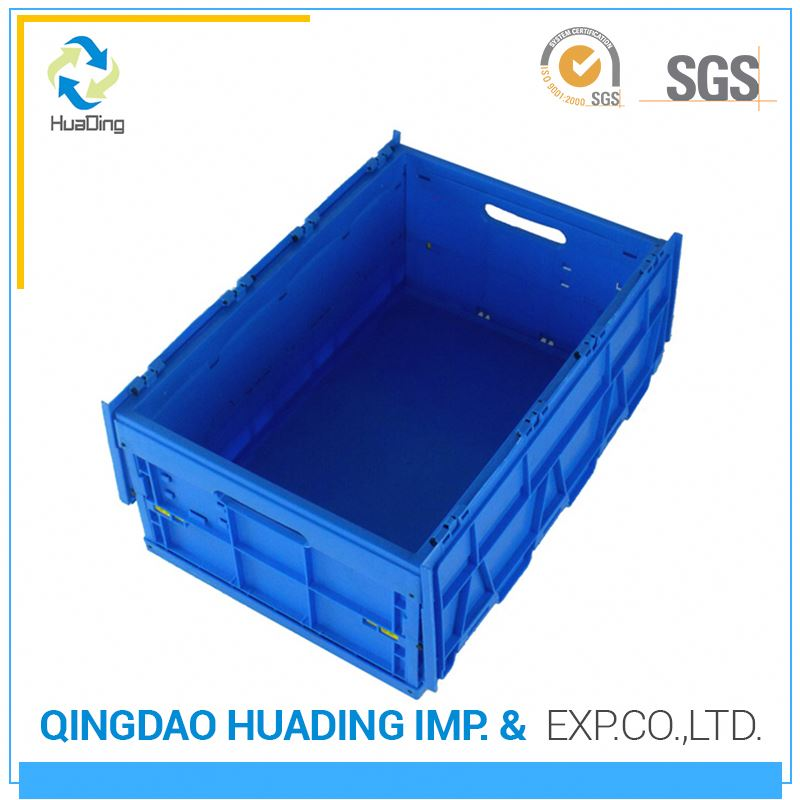 4 Ways Attached Lid Plastic Water Proof Plastic Storage Container Box