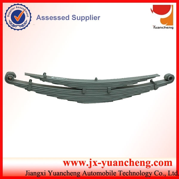 rear and helper assy leaf spring for truck