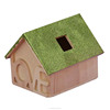 High quality new unfinished wooden pigeons bird house wholesale