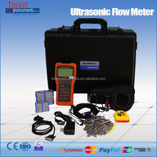 Low Cost LCD display Ultrasonic Flow meter