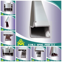 Good Quality Windows PVC Profile Inward Tilt and Turn Window Frame
