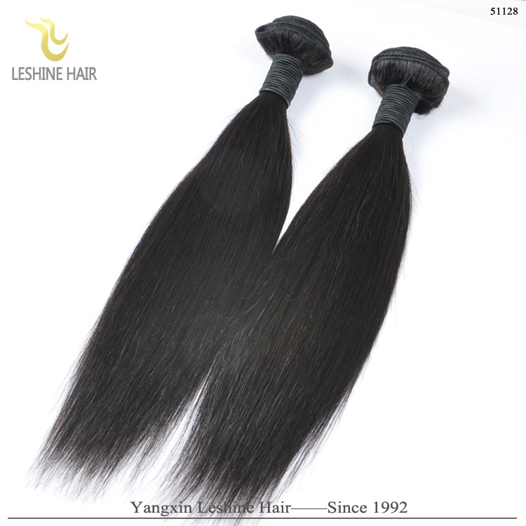 Qingdao Hair Natural Color Can Dye Fast Shipping Brazilian Hair Weave For Sale