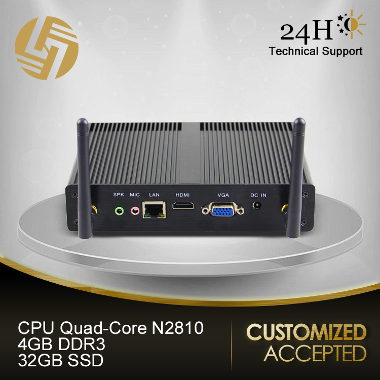 Wholesale good compatibility embedded industrial pc slim intel desktop computer price list