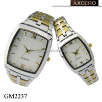 unisex stainless steel best two tones image watch