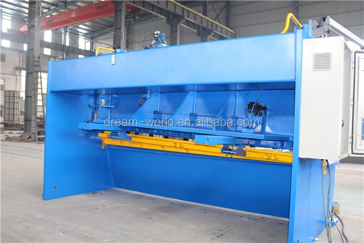 China Supplier Guillotine Shearing Machine with DELEM Controller DAC310