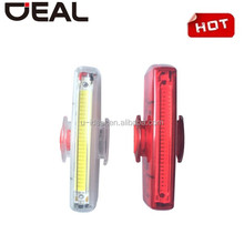 Usb Rechargeable Bike Bicycle Light Rear Back Safety Tail Light Red Led Tail Lights