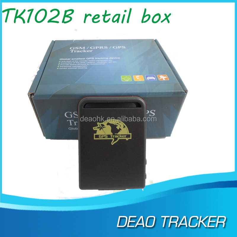 Cantrack tk102-2, tk102 gps tracker personal tracking devices SOS Free System