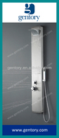 Two function waterfall and rainfall head CE approval #304 stainless steel Shower panel- S163