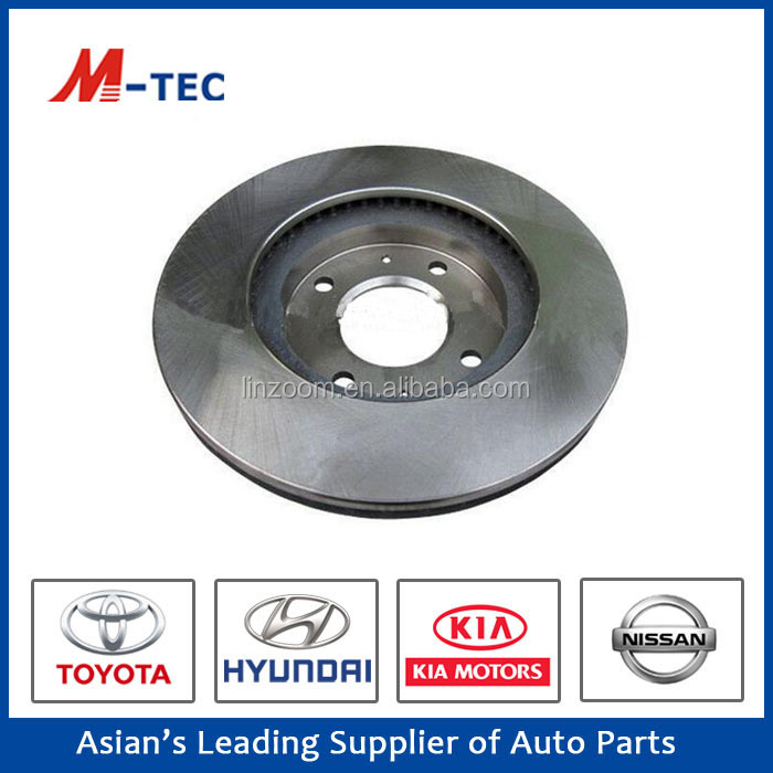 Hot item brake disc price for bajaj pulsar 43512-0K110 used for Toyota