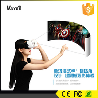 "Gadgets 2016 newest video glasses vr box glasses for 4.7-6.0"" Mobile"