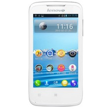 Lenovo A376 4'' MTK6577 Dual core Bluetooth Android 4.0 SC8825 2G Cell phone 512MB/4GB GPS Wifi 3.2MP Dual cams