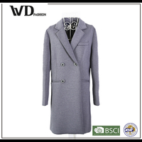 Fashion long blazer and classic coat for women from Chinese market