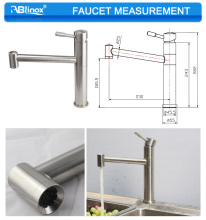 Sanitaryware stainless steel upc faucet parts