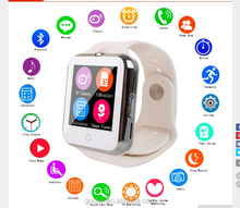 Hot D3 OLED touch screen quad gsm sim card slot smart Phone watch