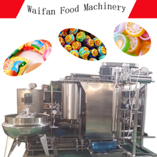Small hard candy making machine for candy processing line price/production line