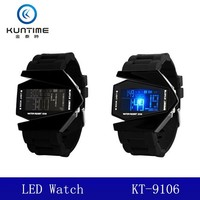 Digital LED Military Fashion Luxury Silicone Strap Sports Watches