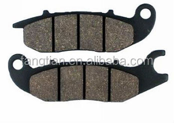 EBC NO. FA375 Motorbike Brake Pads For SUPERBYKE