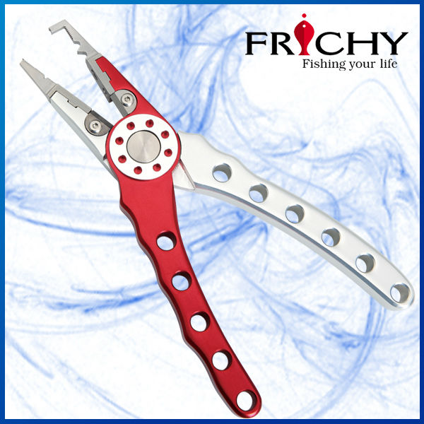 FPC03 With Both Small And Big Split Ring Opener Fishing plier