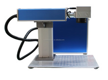 laser marking machine portable fiber 2017 spilrt type laser marking machine 300*300mm