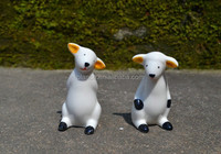 ceramic lovely sheep figurines for sheep year