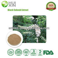 symptoms of menopause Black Cohosh fruit Extract Triterpene Glycosides 8% HPLC