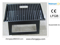 foldable barbecue grill/foldable bbq/folding barbecue grill