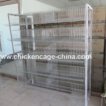 Manufacturing Cages For Quail Price