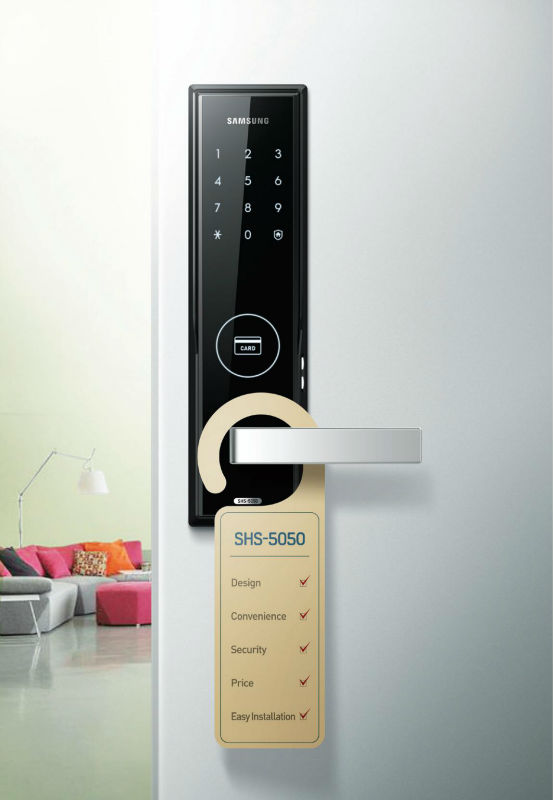 Samsung Smart Door Lock- SHS-5050