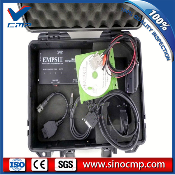 AT excavator isuzu emps iii EMPS3 Heavy Duty Truck for ISUZU excavator Diagnostic tool