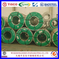 China factory direct supply 410 stainless steel coils No.4 cold rolled