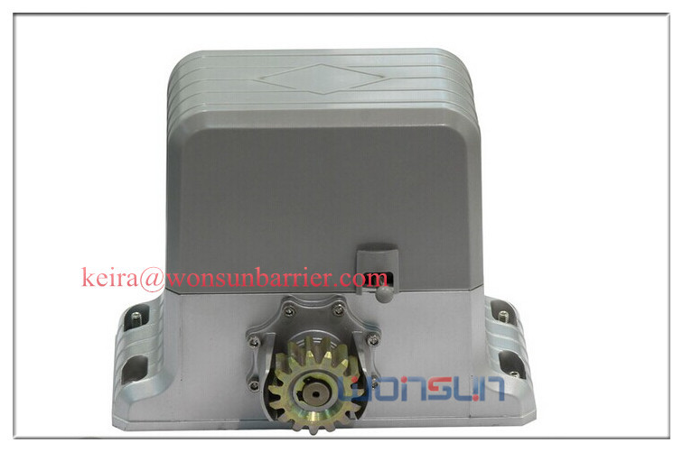 Electric Wireless Remote Control Sliding Gate Motor 100 Duty Cycle