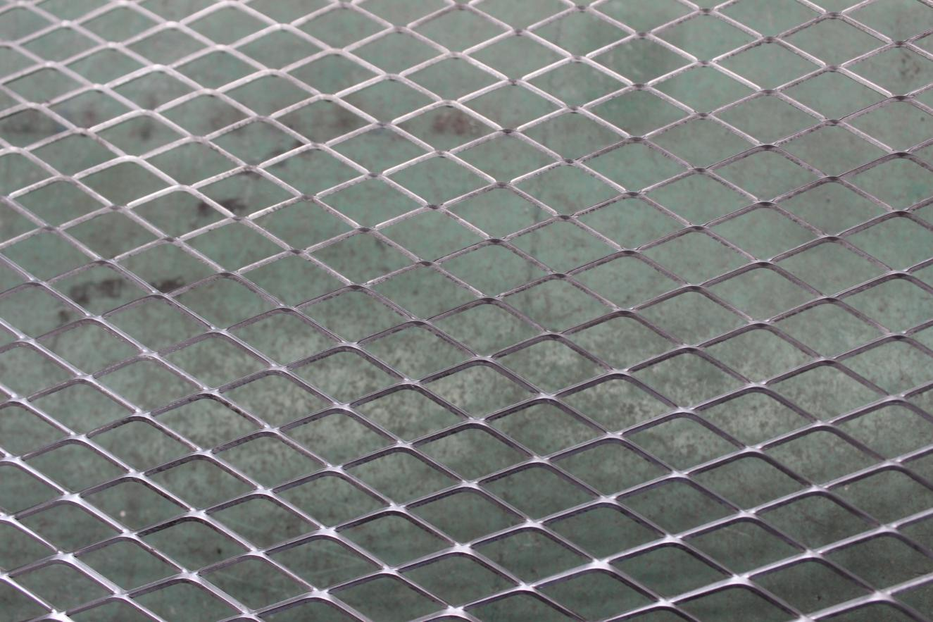 good price of expanded metal mesh Diamond expanded metal mesh