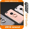 phone case mobile ring cover dot view case for iphone 6