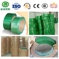 China manufacturer blue manual box strapping for wood lumber packing