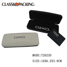 New style optical sample cases handle eyeglass anime glasses case