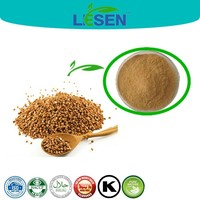 100% Grain Buckwheat Seed Extract,Tartary Buckwheat Extract, Flavonoids 20%-90% Powder