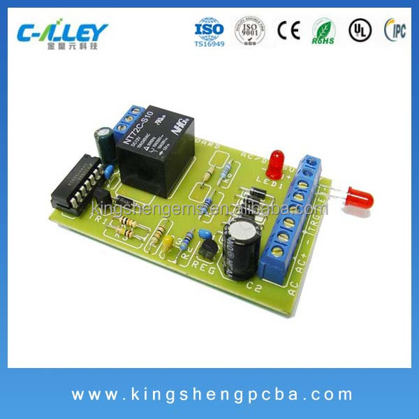 High quality Mulitilayer Wireless Networking PCB Assembling