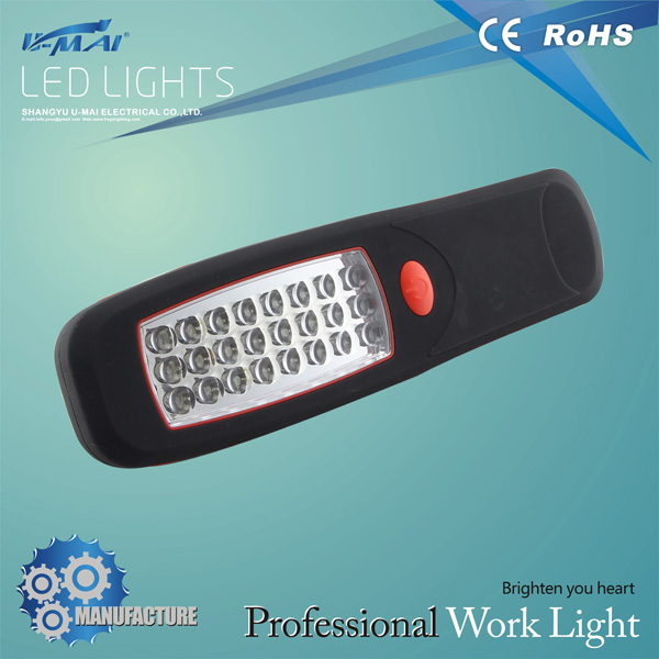 24 led work light hand work light
