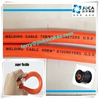 ce underwater welding cable copper welding cable 95mm2