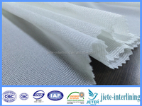 tricot adhesive woven interlinings W252A