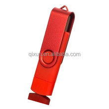 hot sale good quality gift promotional usb 3.0 8gb mobile phone otg usb flash drive