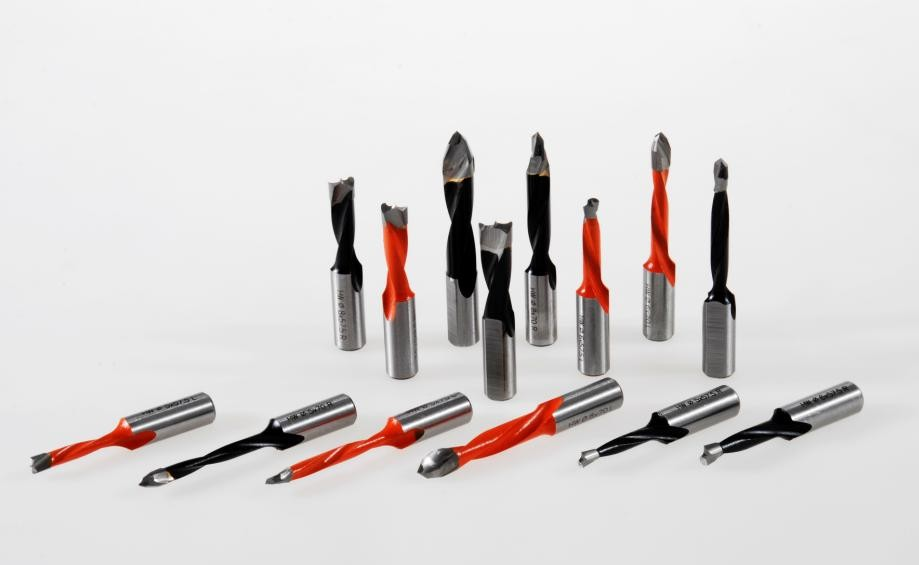 various wood working drill bits type