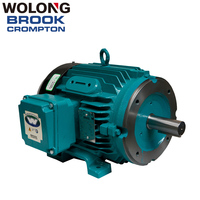BROOK 30kW 4p High Efficiency Asynchronous AC Electric Three Phase Water Pump IE3 40 hp induction motor