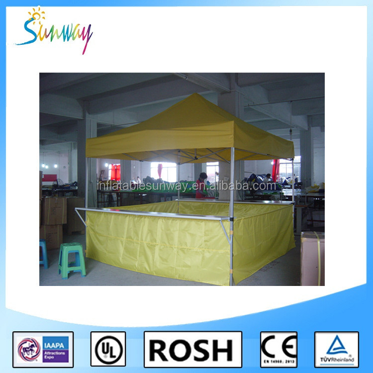 SUNWAY Waterproof Automatic Outdoor 4 Person Instant Camping Family Tent