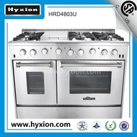 Thorkitchen 2 years warranty Hyxion 48'' used electric range parts