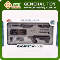 Children Mini Diy Metal Model Gun