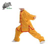 Wholesale Satin Chinese Martial arts Cotton Kung fu Uniforms