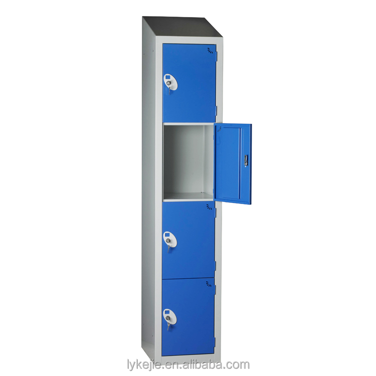 Cheap Student Used Lightweight Metal <strong>Utility</strong> School Lockers Clothing 4 Door <strong>Steel</strong> Cupboard Cabinet